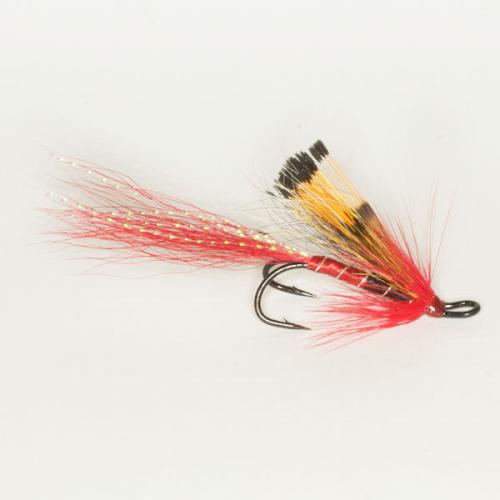 Ally's Shrimp punainen