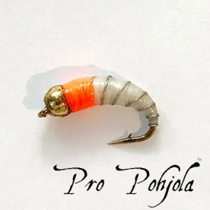 Pro Pohjolan nymfipilkki (WTR020)