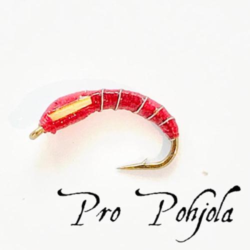 Pro Pohjolan pilkkilarva (WTR045)