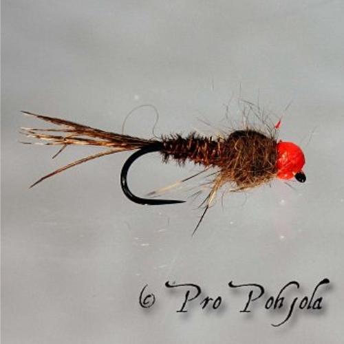 Sr Orange Pheasant tail 1