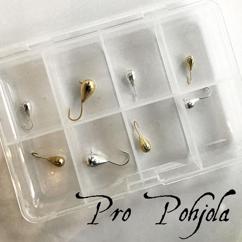 Pro Pohjolan kultahopee-morrikokoelma
