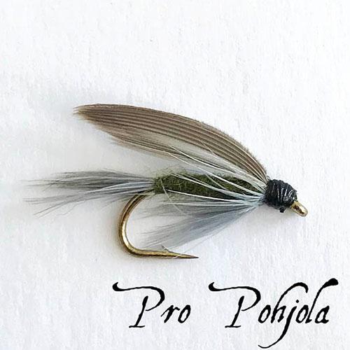 Blue winged olive (028)