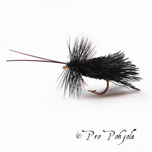 Goddard Caddis Black