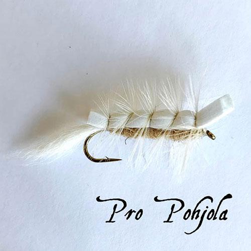 Valkoinen Foamibomberi (017)