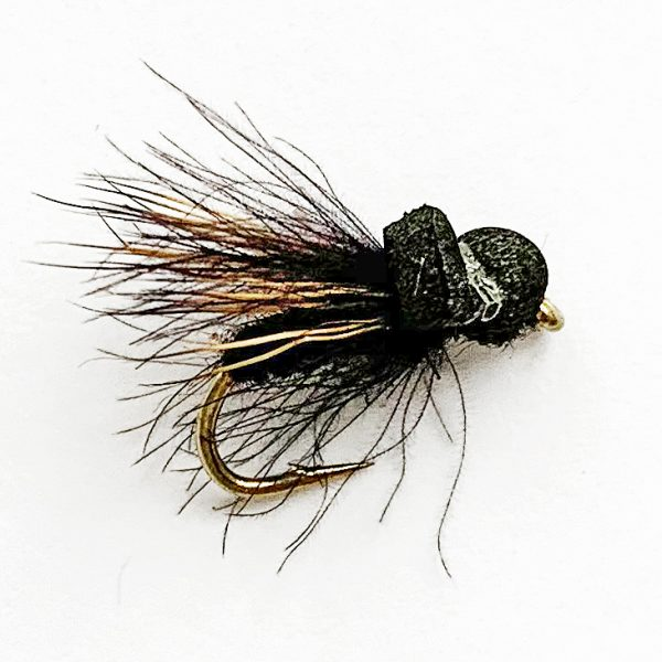 681 Balloon caddis black